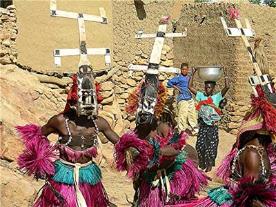 The Biggest Secrets Of The World: The Dogon Tribe Of ...