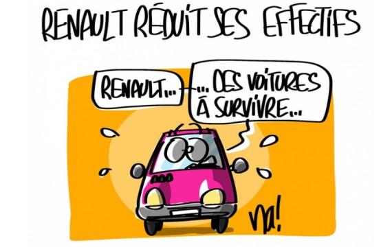 Renault supprime 7.500 emplois : et si on renouvelait son ...