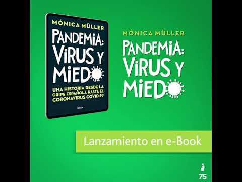 """""""Pandemia: virus y miedo"""", nueva edición del libro de ..."""