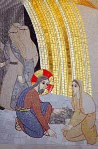 Le pardon à la femme adultère - Père Marko Ivan Rupnik ...