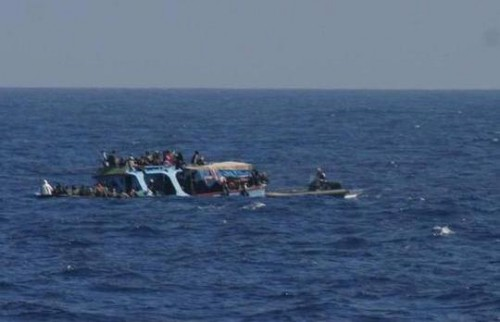 Lampedusa, un an après : Tout un monde