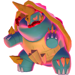 Drednaw - #834 - Serebii.net Pokédex