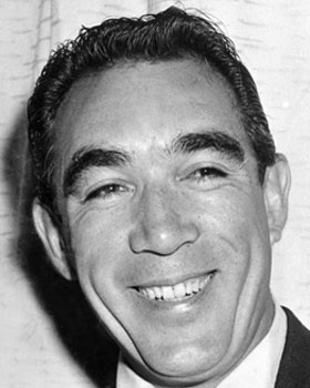 Anthony Quinn - Hollywood Star Walk - Los Angeles Times