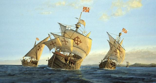 Petites chroniques de Gildas: Les Pinzon et Colomb