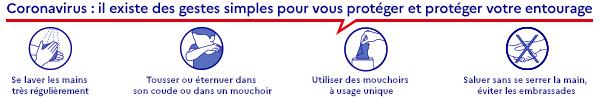 """Prévention """"Gestes barrières"""" dans les différentes langues ..."""