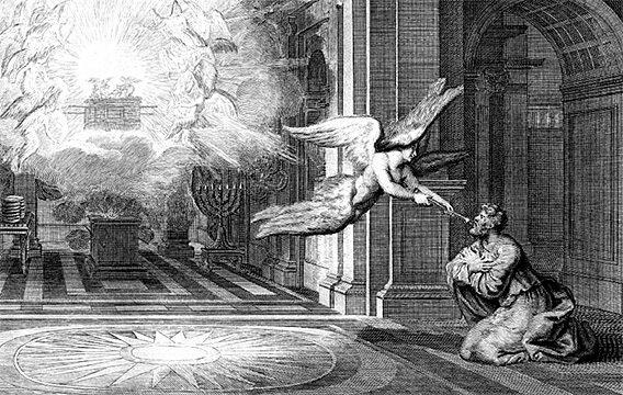 Le SACRÉ dans l'Évangile. Ch I : Le Sacré (première ...