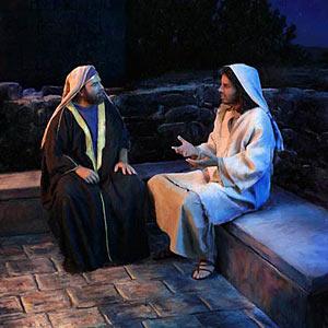 Ann's Autism Blog: Jesus and his friend Nicodemus: Autism ...