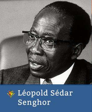 Senghor - Biographie du Président du Sénégal Léopold Sédar ...