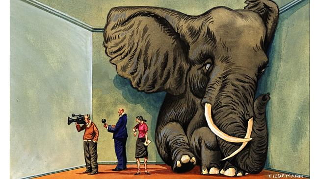 COVID-19 vaccine efficacy and effectiveness—the elephant (not) in the room