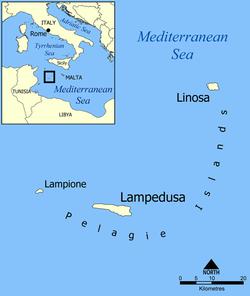 Lampedusa - Vikidia, l'encyclopédie des 8-13 ans
