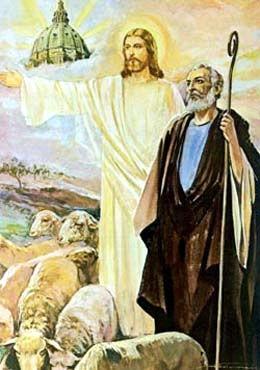 Litanies de Saint Pierre Apôtre - images saintes