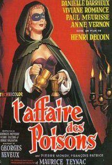 L'affaire des poisons (1955) - Film en Français - Cast et ...