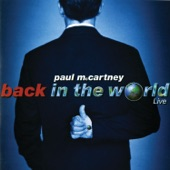 Back In the World (Live)