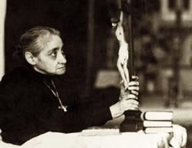 Servant of God Luisa Picarreta | Mother of God