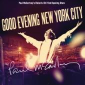 Good Evening New York City (Live)