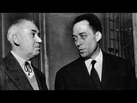 Albert Camus et Jean Grenier : Découverte de la ...