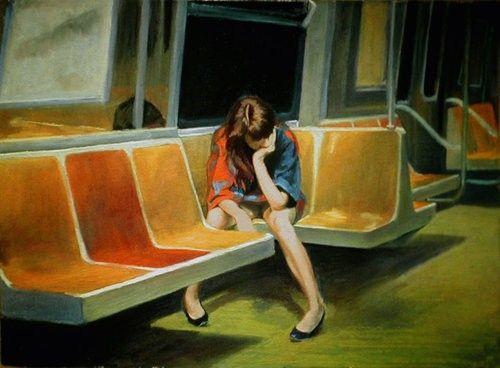 Las pinturas más oscuras para los humanos más inadaptados ...