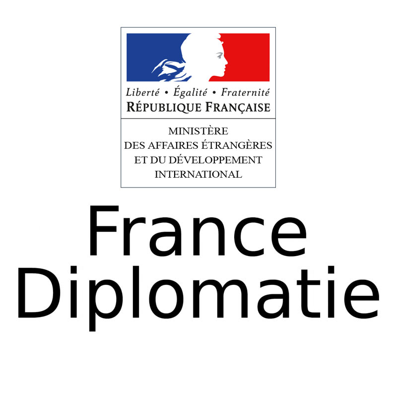 France Diplomatie Syrie
