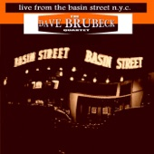 Live from the Basin Street N.Y.C.