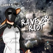 Rave or Riot (feat. Dybass) - Single