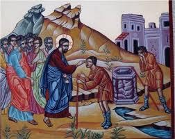 Bartimée l'aveugle et la nouvelle évangélisation -Benoit ...