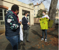Cahors. Marco Durou, jeune autiste de 16 ans, crée un tee-shirt spécial avec son maître de stage...