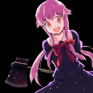 Yuno Gasai | Anime Amino