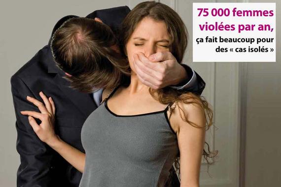 Nouvelle campagne choc contre le viol