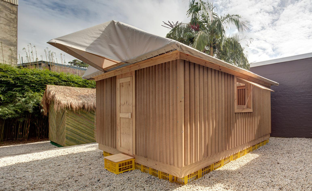 Shigeru Ban's first Australian exhibition goes on view in ...