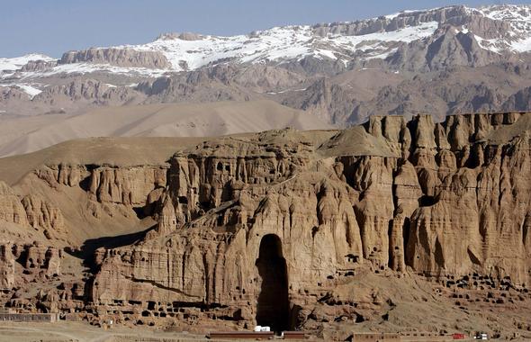 Docu. Le vide laissé par les bouddhas de Bamiyan