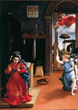 Recanati Annunciation - Wikipedia