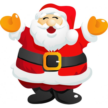 Texte pour Noël : Apercevoir le père Noël