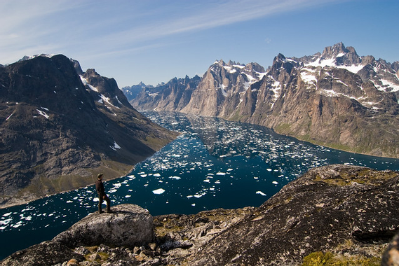 Greenland 2009: Tasermiut fjord & Cape Farvel - a photo on ...