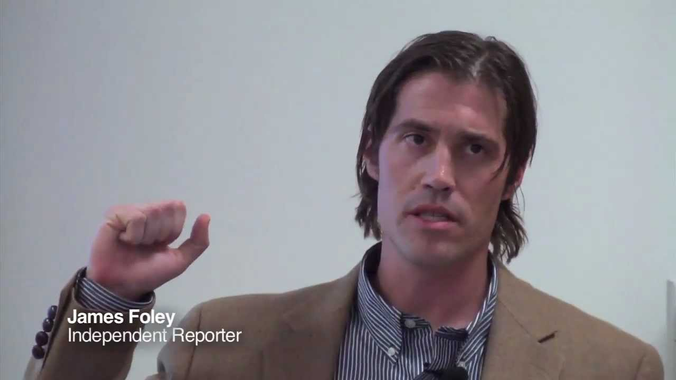 James Foley: Covering Libya - YouTube