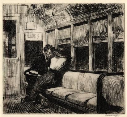 Artist Edward Hopper Night El : Artist Edward Hopper born ...