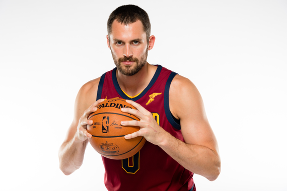 Cleveland Cavaliers: 5 goals for Kevin Love in 2017-18