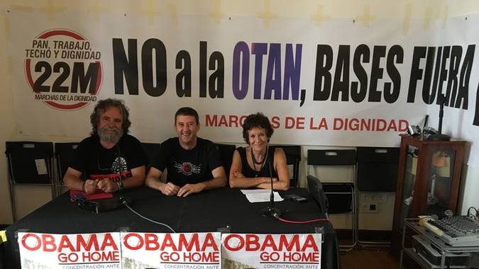Obama: OTAN no, bases fora (Higinio Polo, Rebelión, 08.07 ...