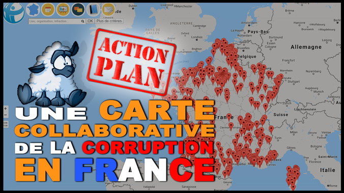 Carte De France Corruption | My blog