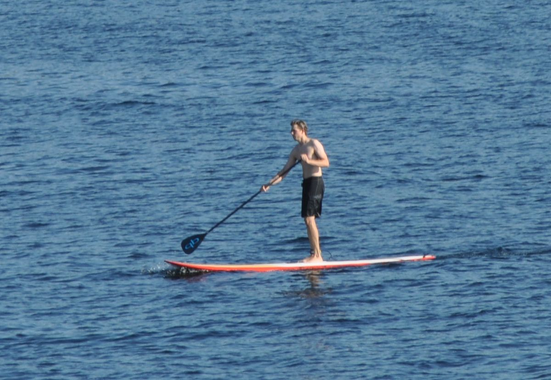 stand up paddle — Wiktionnaire