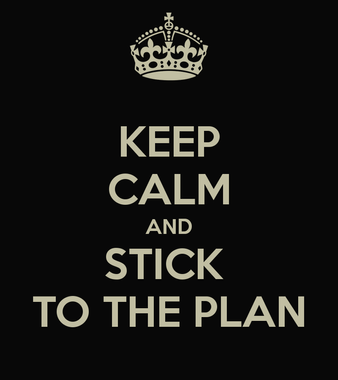 Art and Culture: Resolution for 2014: Stick to the Plan