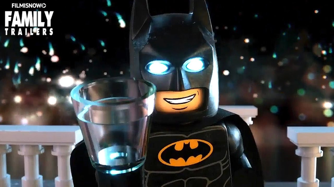 Happy New Year from The LEGO Batman Movie - YouTube