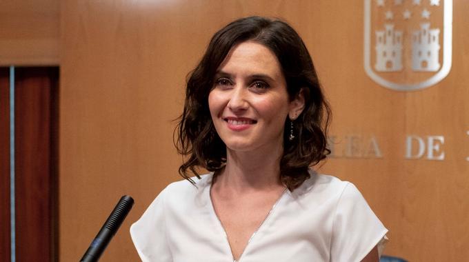 """Isabel Díaz Ayuso no se corta: """"Madrid Central es una ..."""