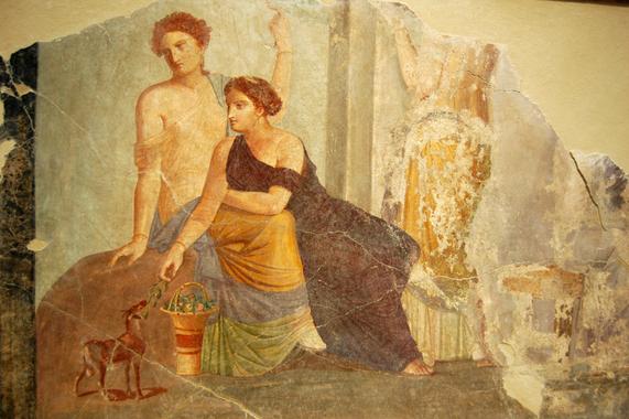 La Peinture Romaine - Légion VIII Augusta