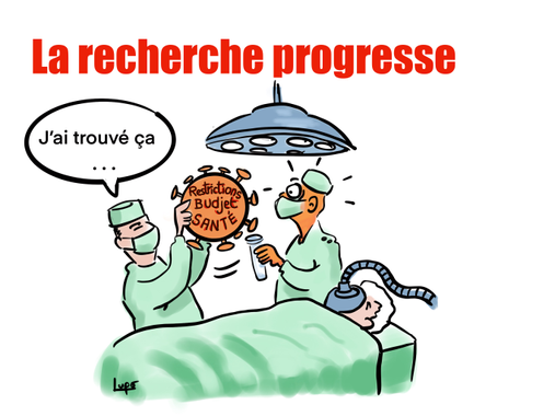 Coronavirus : recherche vaccin – Caricatures politiques et ...