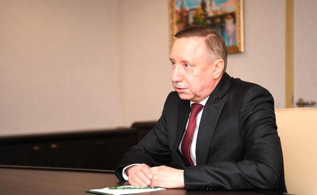 4074 – Russie – A/Rencontre avec le gouverneur de Saint ...