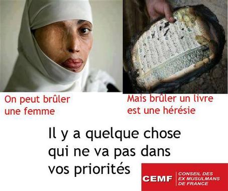 L'islam, c'est la négation de la femme | Riposte Laïque