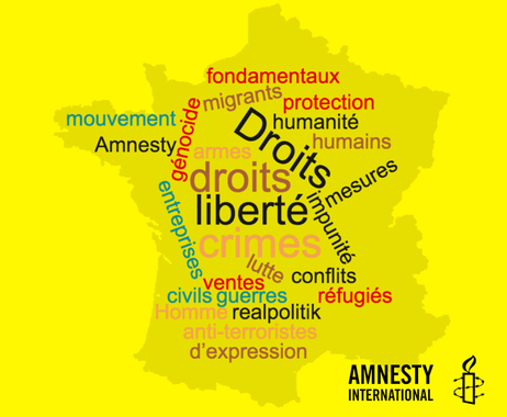 Amnesty International Saint-Dié-des-Vosges: 2018