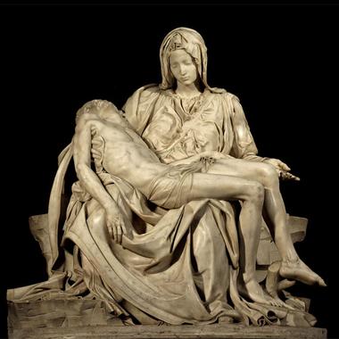 La première Pietà de Michel-Ange   Kulturica