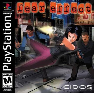 Game: Fear Effect [PlayStation, 2000, Eidos] - OC ReMix