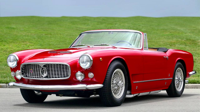 Majestic Maserati 3500 GT – COUNTRY SQUIRE MAGAZINE